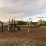 Crutwell, SK Playground install