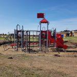 Beardy's Playground Installation Photograph.